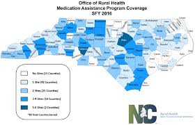 Map Of Raleigh Nc Medication Assistance Program Nc Department Of Health And Human