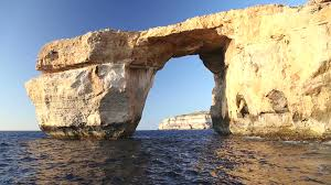 Azure Window by Pan Shot View Of Azure Window Known As Tieqa Erqa A Natural