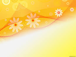 photo collection ppt background abstract flowers