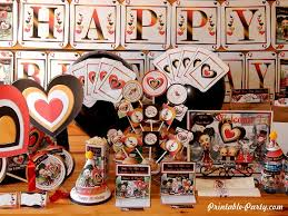 in party supplies of hearts printable party supplies wonderlands the