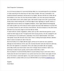 real estate reference letter template rental reference form