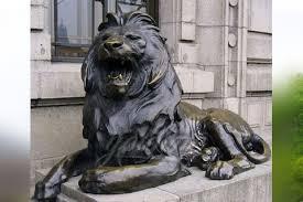 lions statues lions sculpture bronze deer statues for garden lion statue for