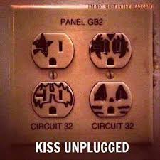 Kiss Meme - rock music meme then there s the beatles wearing kiss makeup