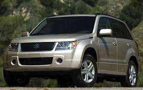 jeep vitara 2007 suzuki grand vitara information and photos zombiedrive