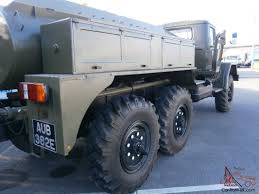russian jeep ww2 zil 131 6x6 russian military tanker off road truck 47 yr old vgc