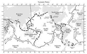 plate tectonics the geographer online