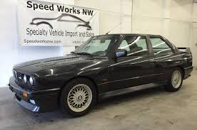 first bmw m3 just listed 1988 bmw m3 automobile magazine