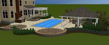 columbus oh paver pool surrounds u2013 columbus decks porches and
