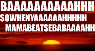 Lion King Meme - no fucking way this is actually the translation of the lion king