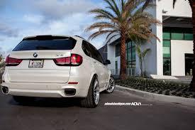 Bmw X5 White 2016 - alpine white bmw x5 xdrive35i on adv 1 wheels by wheels boutique