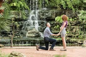 Zilker Botanical Garden Crysta And Marriage At The Botanical Garden
