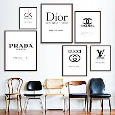Best  Fashion Wall Art Ideas Only On Pinterest Fashion Decor - Wall art designer
