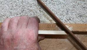 Average Height Of A Chair Rail How To Cut The Corners Of A Chair Rail Homesteady