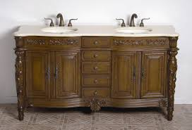 delighful country bathroom vanities french stylish ideas and