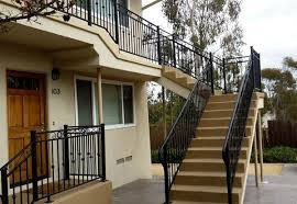 Wrought Iron Banister Rails Staircase Railings Decorative Wrought Iron San Diego Ca