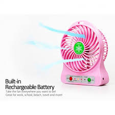 rechargeable fan online shopping buy portable usb mini rechargeable fan free delivery price in