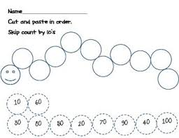 free worksheets skip counting by 10 worksheets free math