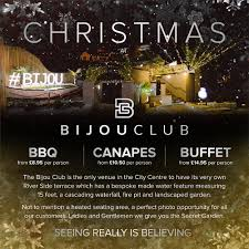 Christmas Party Nights Manchester - christmas parties at bijou club bijou club