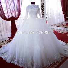 islamic wedding dresses sleeve turkey arabic muslim wedding dress pearls beaded