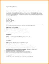 resume format for experienced accountant free download awesome san jose accounting resume images resume samples