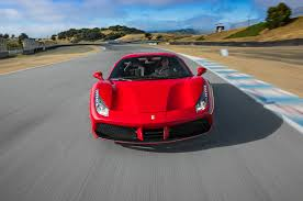 ferrari supercar 2016 ferrari 488 gtb is the 2017 motor trend best driver u0027s car motor