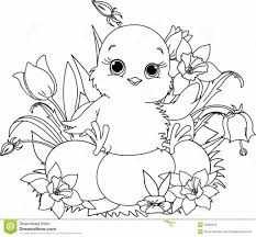 chicken coloring page hen hatching chicken eggs coloring page free