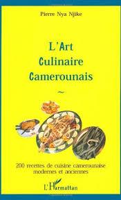recette de cuisine camerounaise gratuit amazon fr l culinaire camerounais nya njike livres