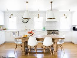 stunning deco cuisine blanc et bois images design trends 2017