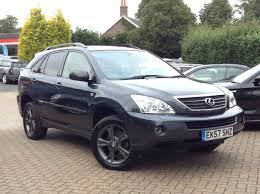 lexus rx hybrid for sale uk lexus rx 400h 3 3 se l 5dr sold by cmc cars near brighton sussex