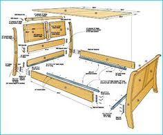 Woodworking Projects Platform Bed build a bed with storage u2013 canadian home workshop ideas