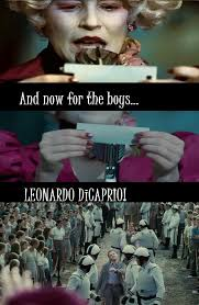 Hunger Games Memes Funny - dicaprio in the hunger games by flutteringphalanges on deviantart