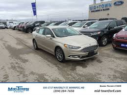 ford fusion new 2017 ford fusion se fwd 4 door car in winnipeg 17p0h21 mid
