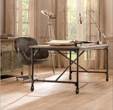 Office Desk Decor Ideas Wood And Metal Office Desk Cheap Living Room Charming Fresh On