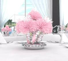 baby shower centerpieces for girl ideas girl baby shower centerpiece ideas baby shower gift ideas