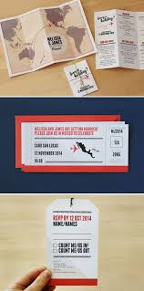 Boarding Pass Wedding Invitation Card Best 25 Map Invitation Ideas On Pinterest Map Wedding