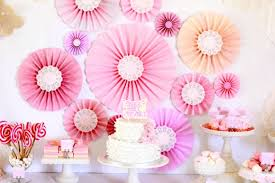 Dessert Table Backdrop by Pink Baby Shower Ideas Catch My Party