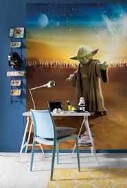 komar disney photo murals wall murals you ll love wall mural star wars master yoda from komar disney