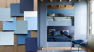Interior Blue Colour Of The Year 2017 Dulux