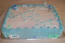 baby boy cakes for baby shower living room decorating ideas baby shower sheet cakes for a boy