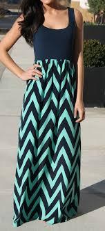 chevron maxi dress 40 sweetheart maxi dress ideas mint chevron chevron maxi