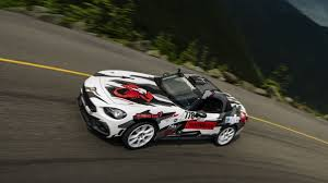 hoonigan cars hoonigan names new female racer for fiat 124 spider abarth rally