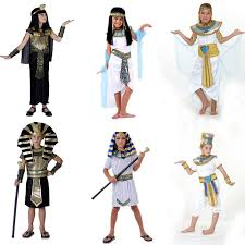 Egyptian Halloween Costume Q228 Halloween Costumes Boy Ancient Egypt Egyptian Pharaoh