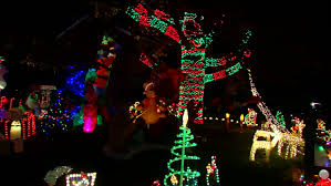 holiday light displays near me man builds list of best holiday light displays in the tri state wkrc