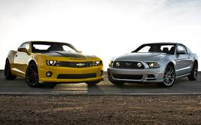 mustang camaro feature mustang vs camaro pony car battle continues on