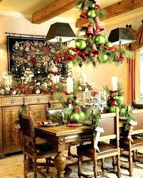 Christmas Dining Room Table Decorations Dining Room Table