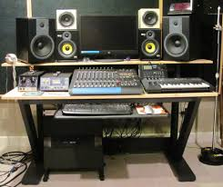 How To Build Studio Desk by Ikea Home Studio Desk Guide Diy Music Production From Parts Build