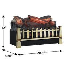 Electric Fireplace Logs Duraflame 20