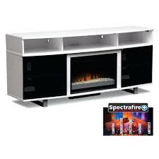 tv stand black corner electric fireplace tv stand modern black