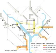 Dc Metro Blue Line Map by Wtop Track Work Guide 12th Surge Feb 11 28 Wtop