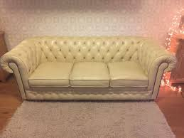 Leather Chesterfield Sofa by Cream Leather Chesterfield Sofa Incredibly La1 Umpsa 78 Sofas